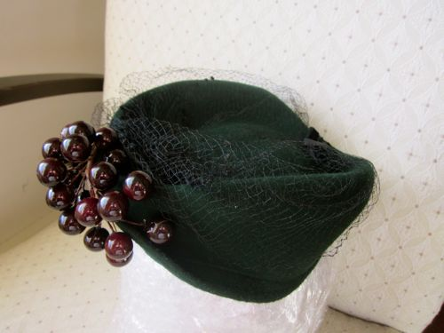 how to make a wool wig in hat