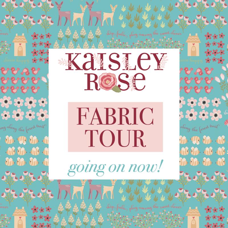 Kaisley rose button