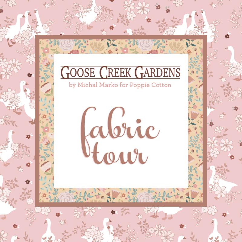 GCG fabric tour button