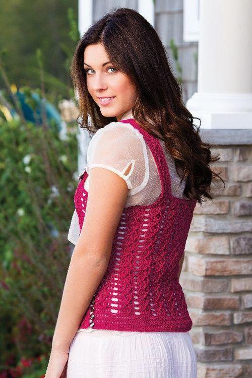 Vintage Kristen Vest