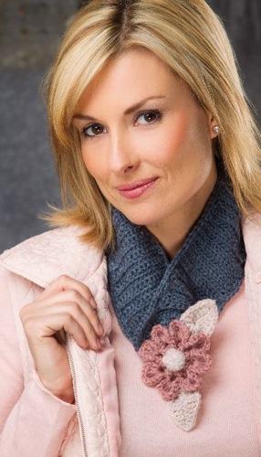 Winter Lake Neck Warmer_Crochet! SIP Fall 2015